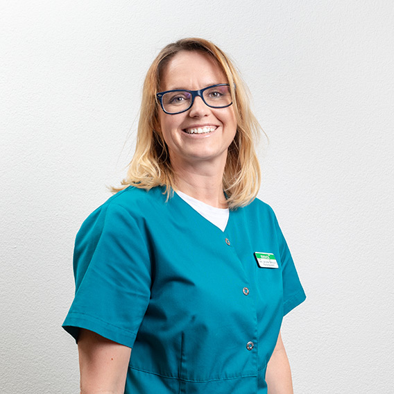 Ines Jeitziner Pharma Assistentin EFZ