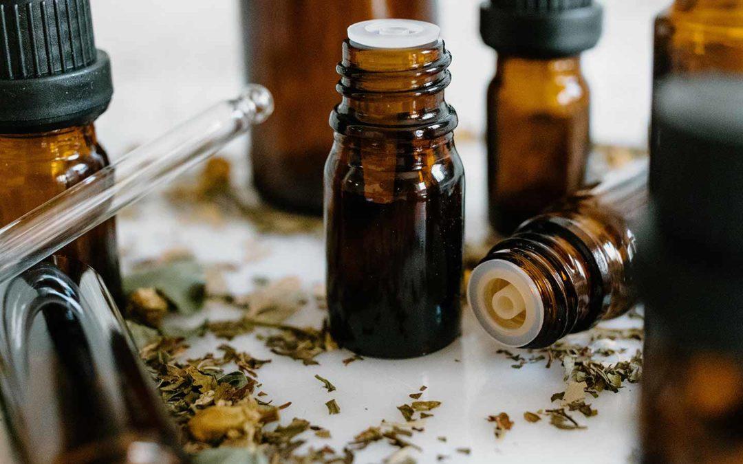 Ätherische Öle und Raumsprays von Primavera
